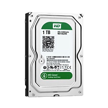 Disco Rígido Western Digital 1TB Green WD10EZRX
