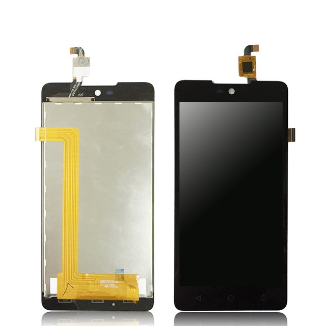 Display LCD   Touch Para Wiko Rainbow Lite 3G Preto