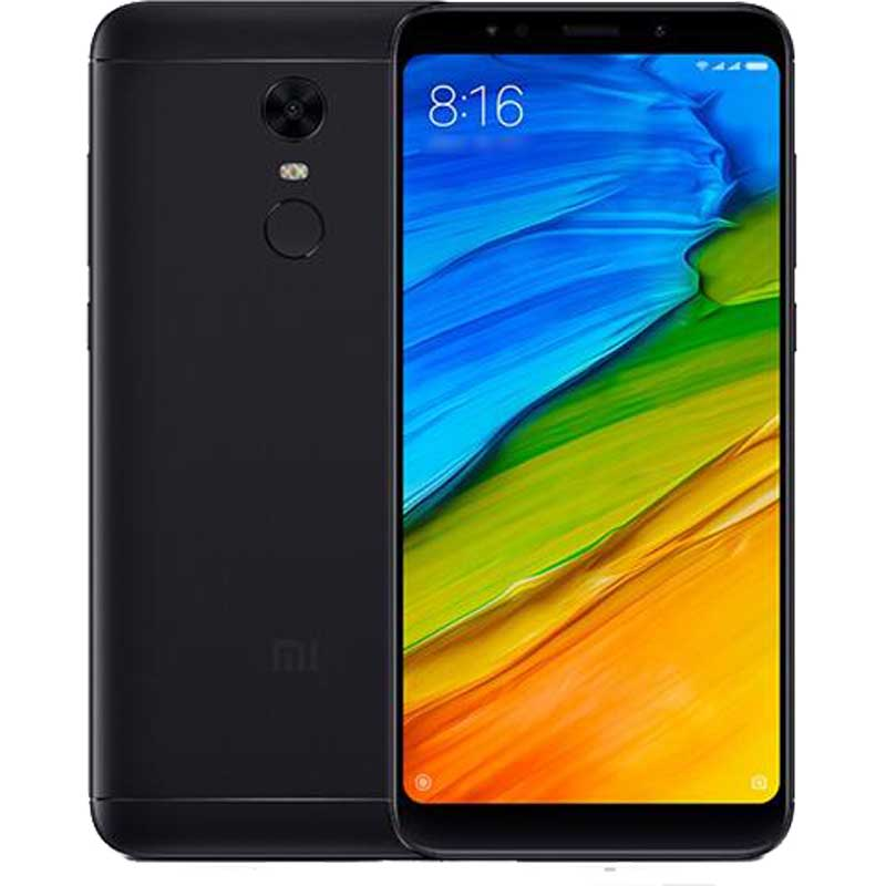 Telemóvel Xiaomi Redmi 5 Plus 4G 32GB DS Black EU