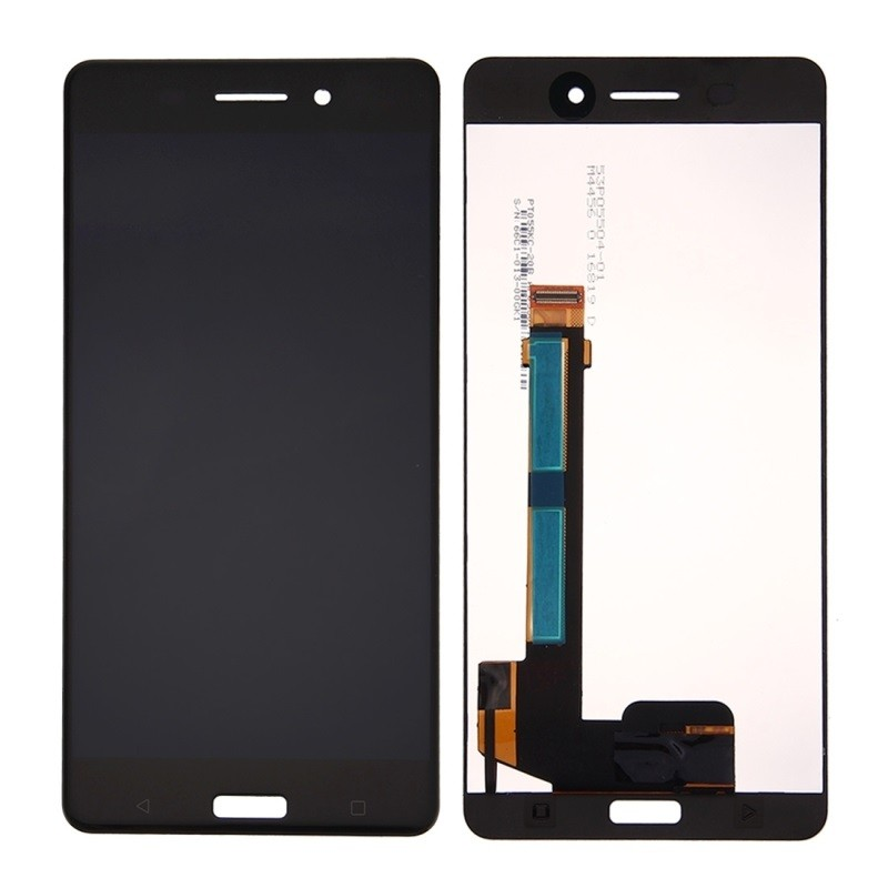 Display LCD touch p/ Nokia 6 preto