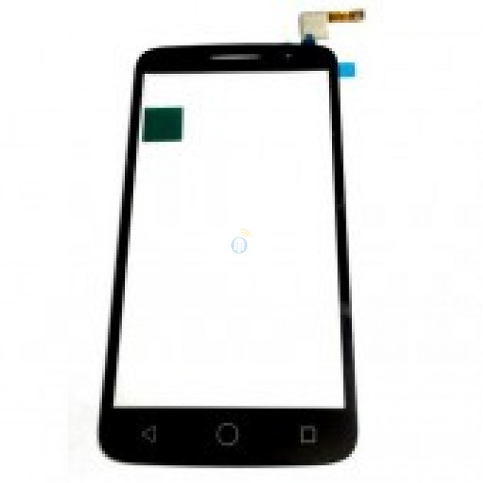 Vidro touch Alcatel One Touch Pop 2 5.0, 7043K, 7043Y Preta