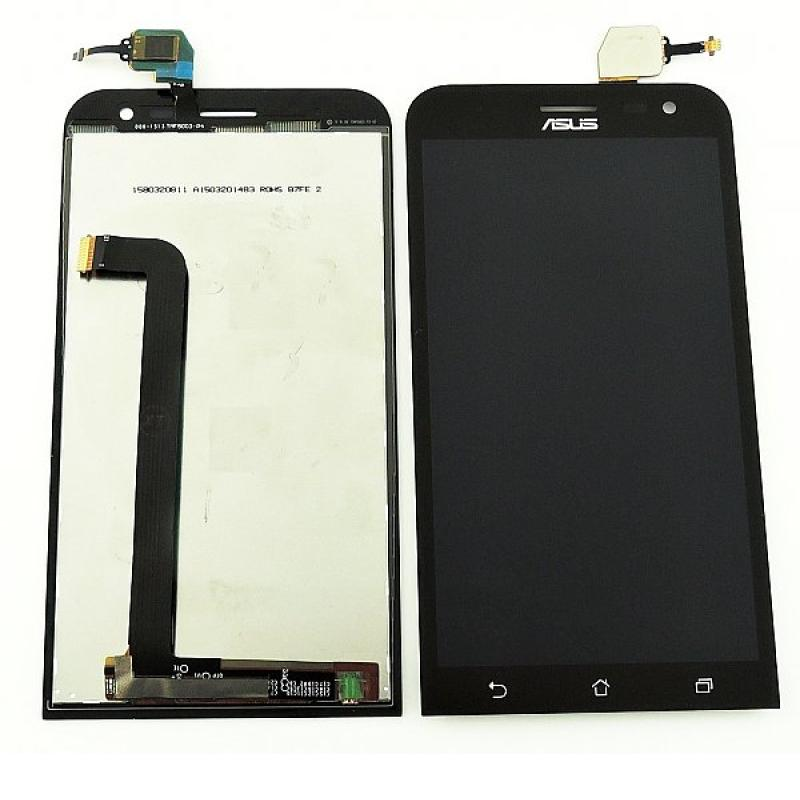 Display/LCD   Touch Preto para Asus Zenfone 2 Laser, ZE550KL