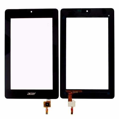 Vidro touch Preto para tablet Acer Iconia One 7 B1-730HD