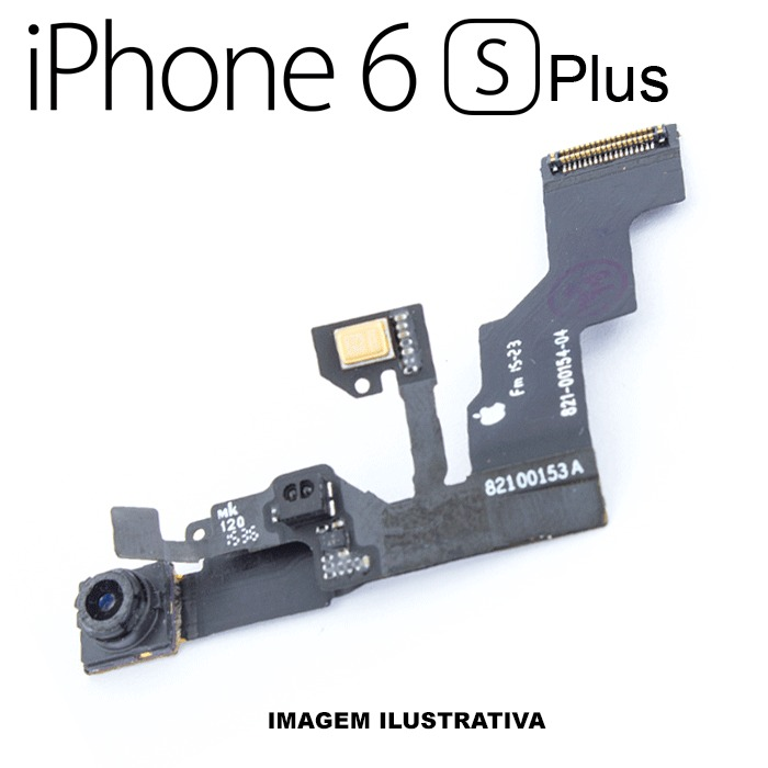Flex câmara frontal sensor e auscultador p/ iphone 6s Plus