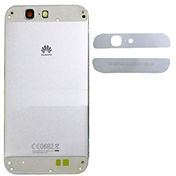 Chassis / Tampa Huawei Ascend G7 Prateada
