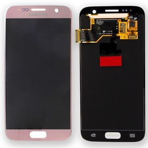 LCD / Display e touch Samsung Galaxy S7 G930F original rose