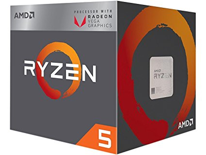 AMD Ryzen 5 1500X 4 Cores 3.7GHz 2/16Mb YD150XBBAEBOX