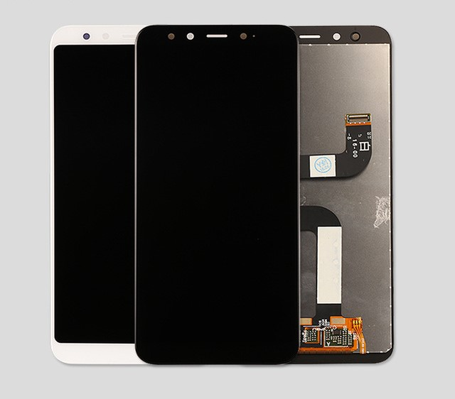 Display LCD touch Xiaomi Mi A2 preto Original