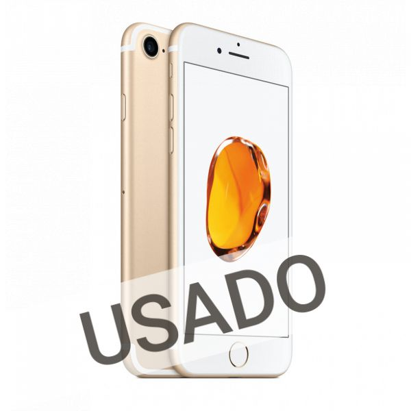 Telemóvel iPhone 7 Gold 32Gb Refurbished Grade A