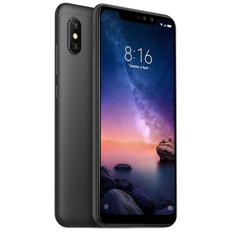 Telemóvel Xiaomi Redmi Note 6 Pro 4G 32GB DS black EU