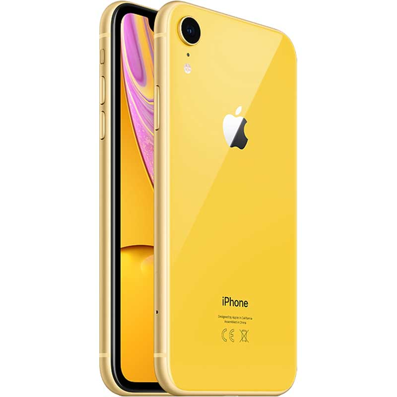 Telemóvel Apple iPhone XR 4G 64GB yellow