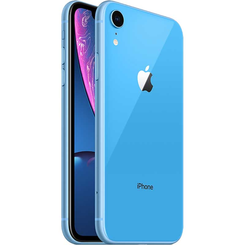 Telemóvel Apple iPhone XR 4G 64GB blue EU