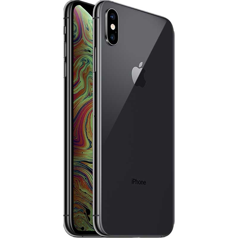 Telemóveis Apple iPhone XS Max 4G 64GB space gray