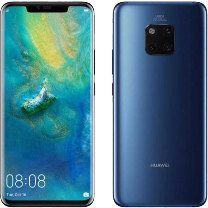 Telemóvel Huawei Mate 20 Pro 4G 128GB DS midnight blue EU