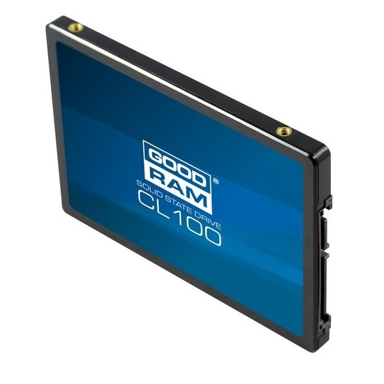 Disco rígido SSD Goodram CL100 480GB SSDPR-CL100-480