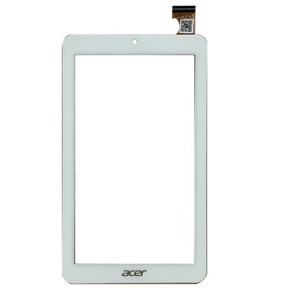 Vidro touch para Tablet Acer Iconia One 7, B1-770 Branco
