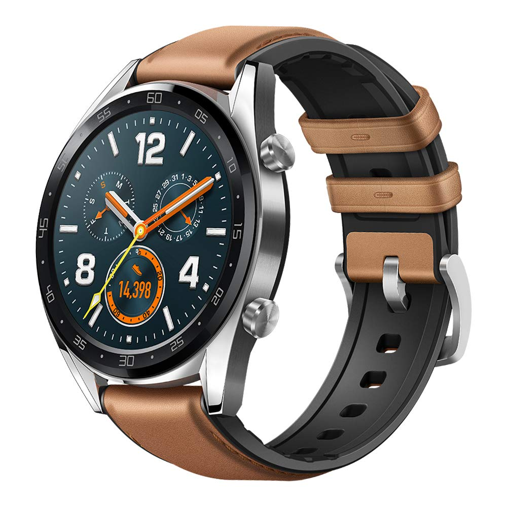 Smartwatch Huawei Watch GT Classic Brown 55023253