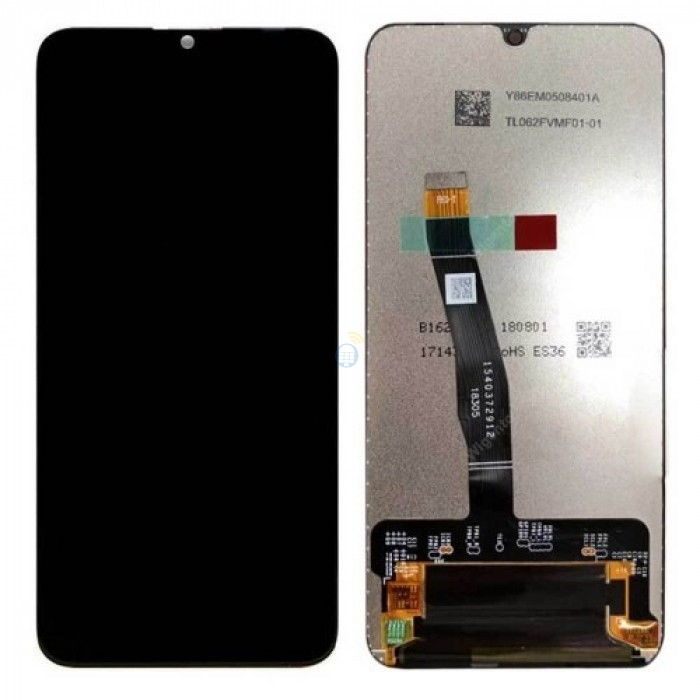 Display LCD   Touch para Huawei P Smart 2019 Preto