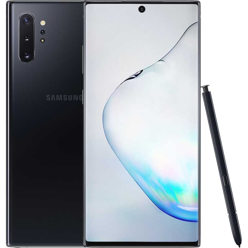 Telemóvel Samsung N975 Galaxy Note 10 Plus 256GB Dual black