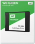 Disco interno SSD Western Digital Green SATA 2.5''' 120 GB